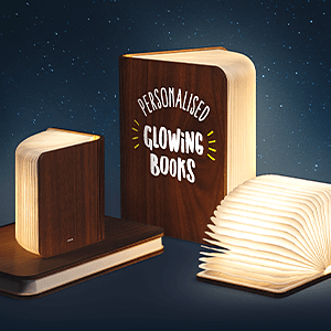 LED Book Lamps